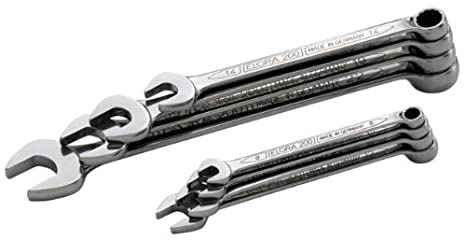 ELORA 200000240000 200-24 MM RINGMAUL Stainless, Made in Germany, 24 mm