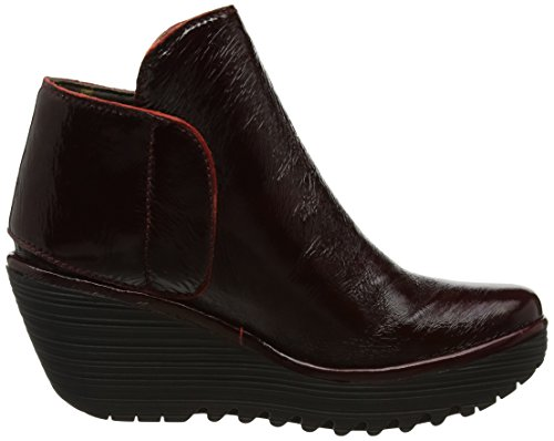 Fly Women's Cordoba Yogi London Red Boots Red FqnF6rx