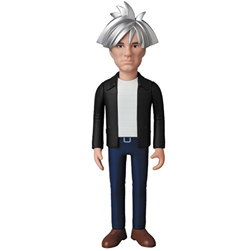 Vcd Vinyl Collectible (Medicom Andy Warhol Vinyl Collectible Doll ('80s Style Version))