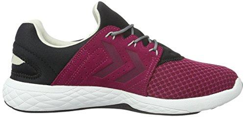 Hummel Terrafly Np, Zapatillas Deportivas para Interior para Mujer Rosa (Sangria)