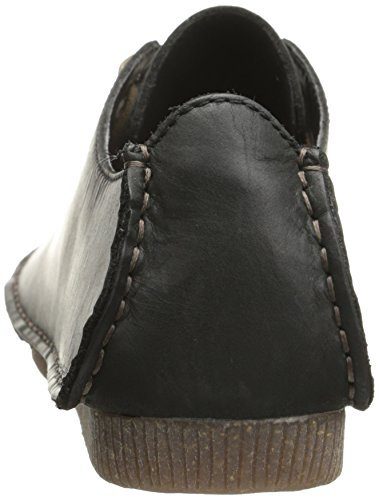 Women's Leather Black Oxford Janey Mae CLARKS p8Rdgqp