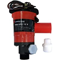 JOHNSON PUMP 48103 / Johnson Pump Twin Port 1250 GPH Livewell Aerating Pump - 12V