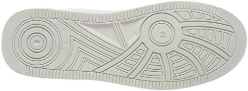 Adulto by Unisex Bianco da 41el622 Gerli 610100 Weiss 500 Dockers Ginnastica Scarpe Basse 8qdz8Z