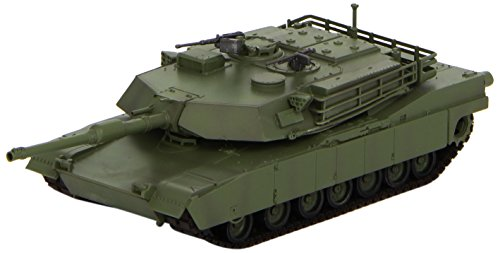 M1a1 Tank - Easy Model M1A1 Residence Mainland 1988 Die Cast Military Land Vehicles