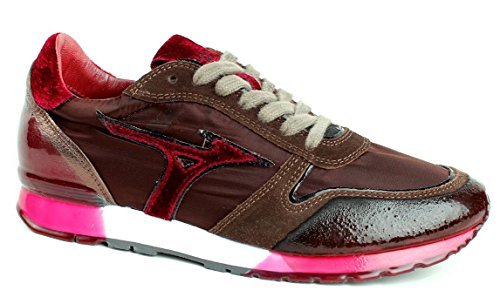 Etamin Art laccature Donna con Marrone Scarpe MOD 1906 Fuxia W Colore D1GC174758 Mizuno PS1IxYwqf