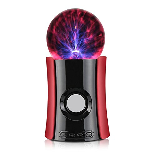 "7.5"" Wireless B/T Magic Plasma Speaker"
