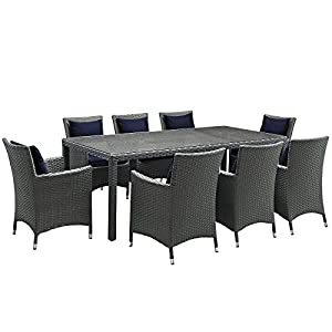 41l23VT1C0L._SS300_ Wicker Dining Tables & Wicker Patio Dining Sets