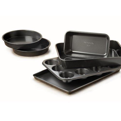 Calphalon Nonstick Bakeware Set, 6-Pieces (Renewed)