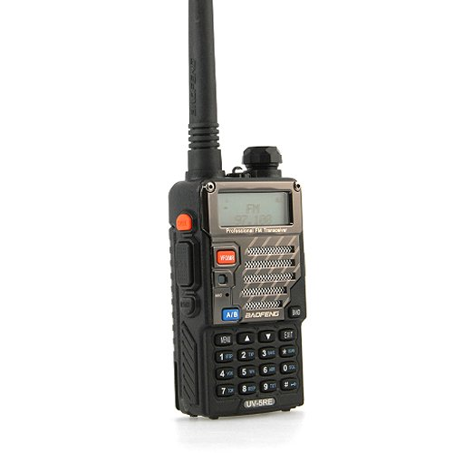 Baofeng UV-5RE/Walkie Radio FM Doble Banda