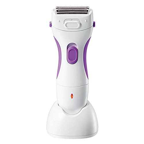 Lady Shaver Electric Shaver For Women,3-Blade Epilator Rechargeable Painless Hair Removal Portable For Face Leg Hand Bikini Armpit Hmhope