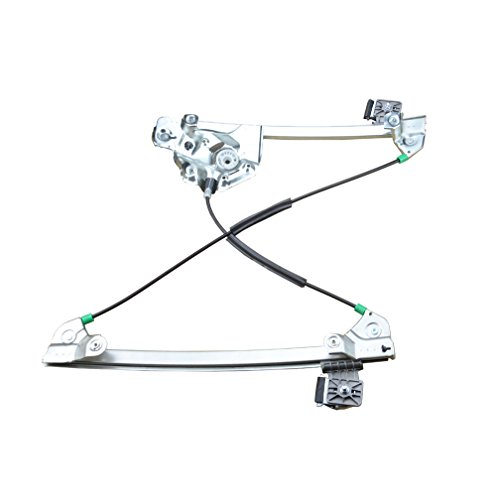 A-Premium Power Window Regulator Without Motor for Cadillac Seville 2001-2004 Front Left Driver ()