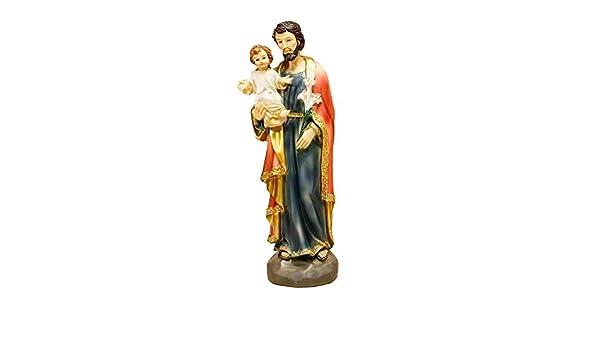 Trofeos Cadenas | San José con niño Jesús. Figura Religiosa, en ...