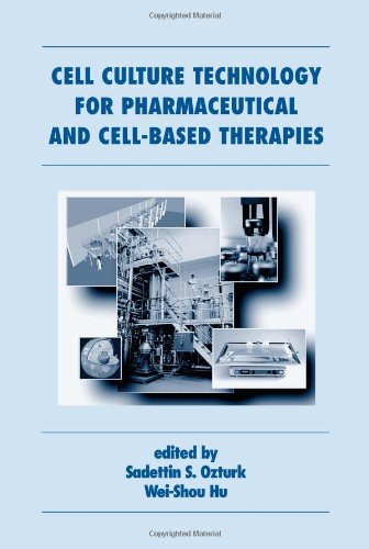 Cell Culture Technology For Pharmaceutical And Cell Based Therapies  Biotechnology And Bioprocessing