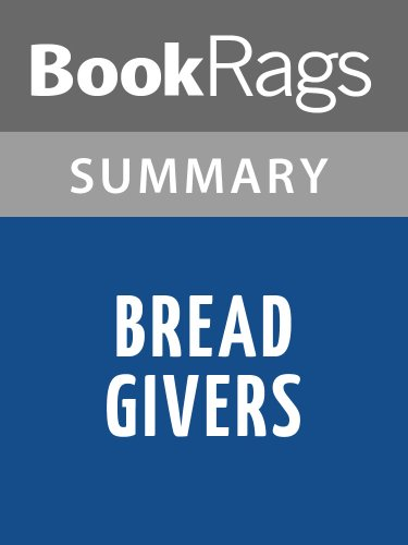 Summary & Study Guide Bread Givers by Anzia Yezierska