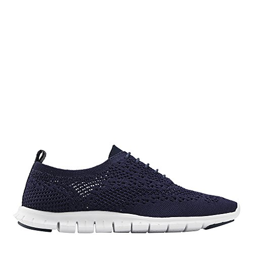 Cole Haan Women's Stitchlite Oxford, Marine Blue, 7.5 B US by Cole Haan (Image #1)