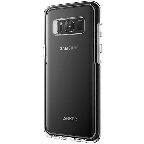 Samsung Galaxy S8 Case, Anker Ice-Case Absorb, ...