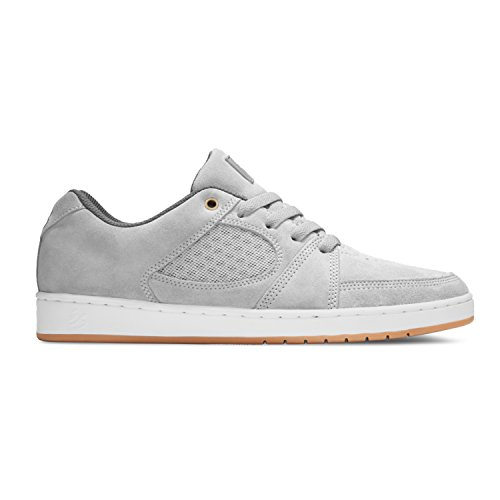 Es Accel Slim brown/gum Zapatillas grey/white/gum