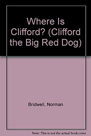 book cover of Where Is Clifford?