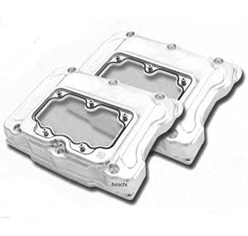 ローランドサンズデザイン RSD ロッカーボックスカバー Clarity 99年-17年 Twin Cam クローム RD3246 0177-2034-CH   B01N45F7LO