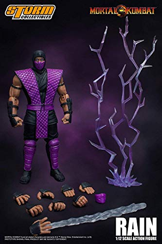 Storm Collectibles Mortal Kombat: Rain NYCC Excluives Action -