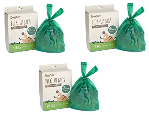 ZippyPaws Waste Pick Up Unscented 630 count product image