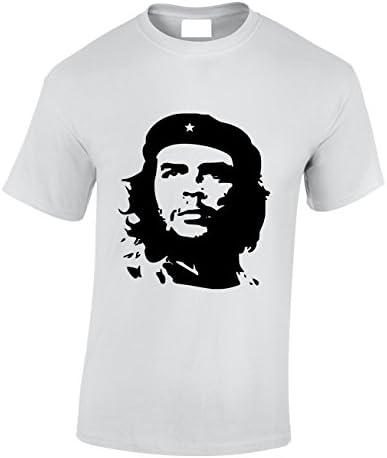 Crown Designs Che Guevara Iconic Image Novedad Regalos para Hombres y Adolescentes Camisetas Tops: Amazon.es: Ropa y accesorios
