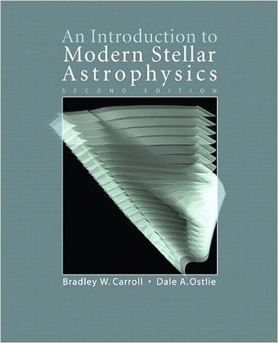 An Introduction To Modern Astrophysics Carroll Pdf