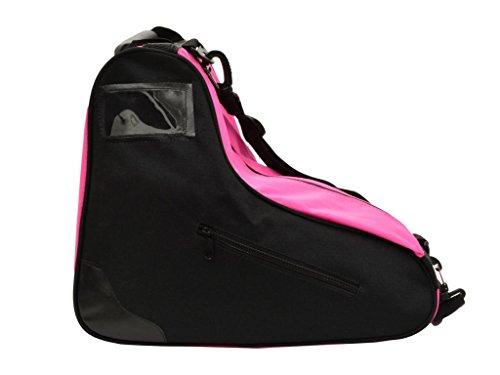 Epic Premium Pink Roller Skate / Ice Skate Bag Model: by EPIC (Image #4)