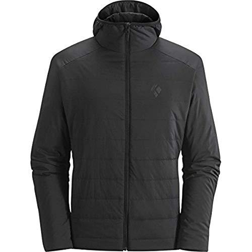 Black Diamond First Light Jacket Women grey 2018 winter jacket smoke