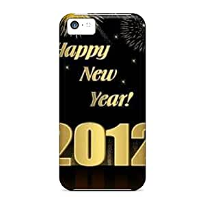 New Customized Design 2012 For Iphone 5c Cases Comfortable For Lovers And Friends For Christmas Gifts