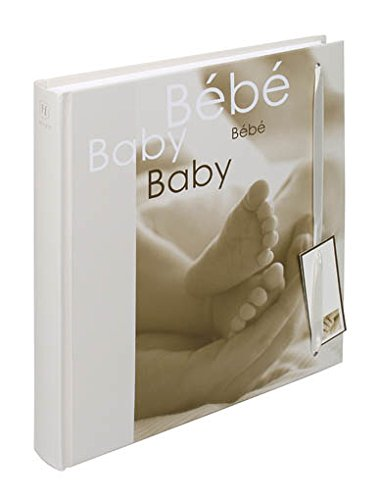 Henzo Noa 2003405 Baby Album Photo Album (Tiny, Other, Neutral, 30.5 x 28 x 4 cm