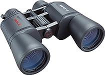 Tasco ES10305Z Essentials Porro Prism Porro MC Zoom Box Binoculars, 10-30 x 50mm, Black
