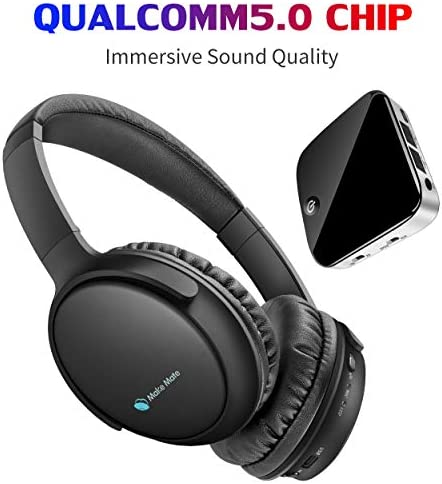 phaiser BHS-750 Bluetooth Headphones Headset Sport Earphones with Mic and Lifetime Sweatproof Guarantee – Wireless Earbuds for Running, Redheat