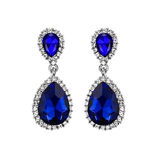 cosines-jewelry-blue-sapphire-teardrop-dangle-earrings-white-gold-bridal-womens-wedding-party