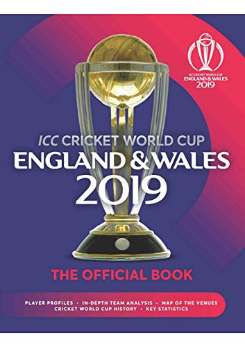 Pdf Outdoors ICC Cricket World Cup England & Wales 2019: The Official Book