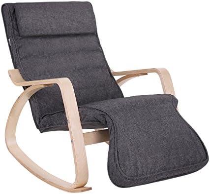 SONGMICS Recliners Adjustable Footrest ULYY42GYZ product image