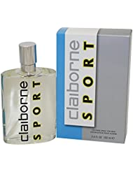 Claiborne Sport By Liz Claiborne For Men Eau-de-cologne Spray, 3.4 Ounce