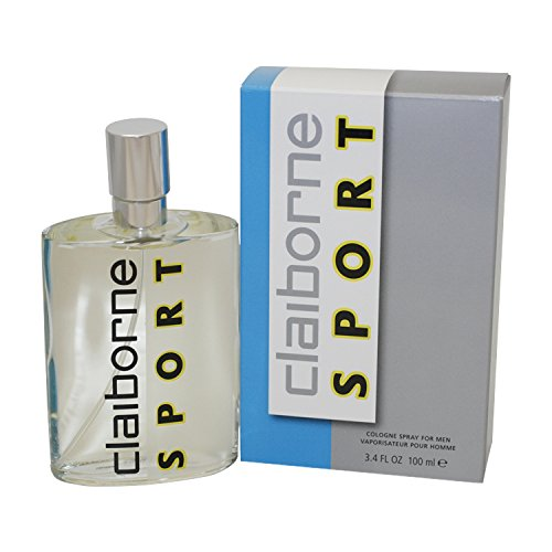 Claiborne Sport by Liz Claiborne for Men - 3.4 oz EDC Spray, Cologne Spray