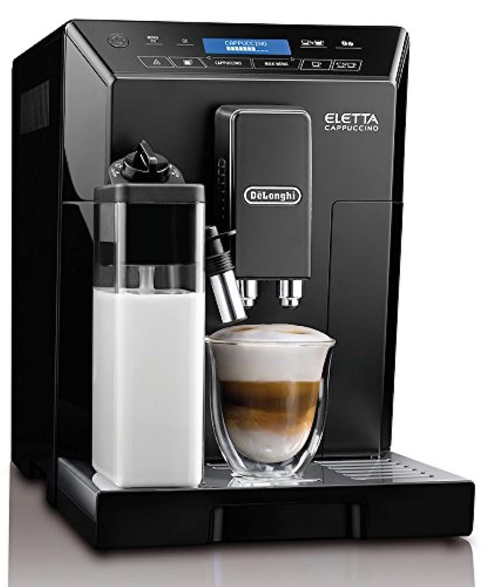 [해외] 드롱기(De'Longhi) 전자동 커피 머신 electronic다 카푸치노 ECAM44660BH