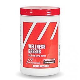 Poliquin Group, Wellness Greens Strawberry-Kiwi