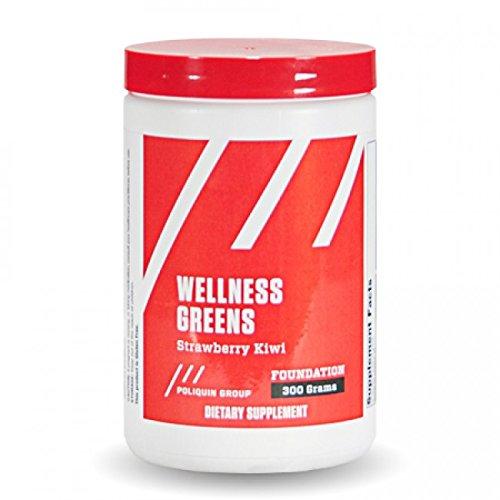 Grupo de Poliquin, bienestar verdes fresa-Kiwi