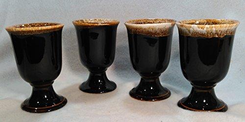 Vintage Pfaltzgraff Brown Drip - 1