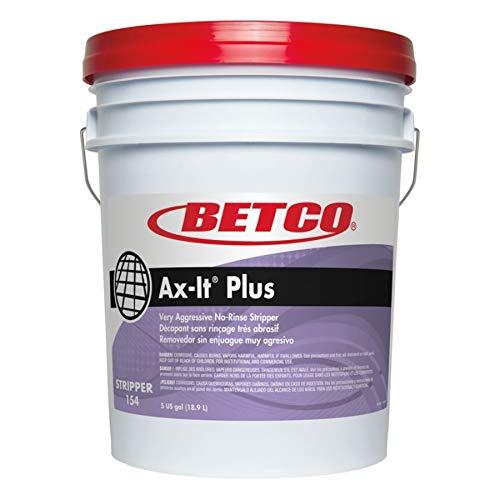 Betco Ax-It Plus Floor Finish Remover, 640 Oz