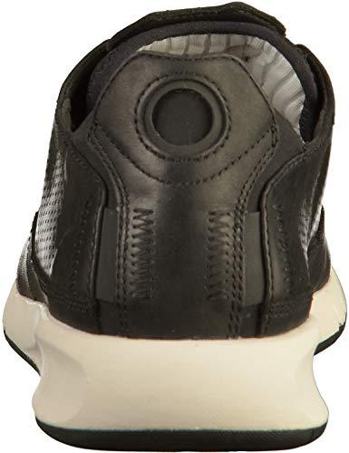 U927fa Geox Da scarpe scarpe scarpa Ginnastika Schwarz signori scarpe Scarpe Sportivi Cosa Sneaker Stringata Aerantis traspirante Uomo basso sneaker Sportive Frav5Fq