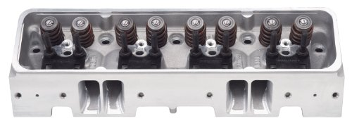 (Edelbrock 61939 Performer RPM LT4 Semi-CNC Cylinder Head; Chamber Size 54cc; Complete; GM LT4 Engines;)