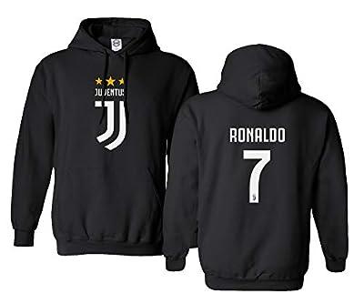 Smart Zone CR7 Soccer New Hoodie Cristiano Ronaldo Men's Sweatshirt