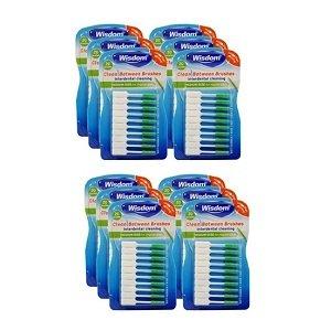 Wisdom Clean Between Brushes Medium Green [12]