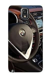 Fashion Protective 2014 Alfa Romeo Giulietta Sportiva Interior Case Cover Design For Galaxy Note 3