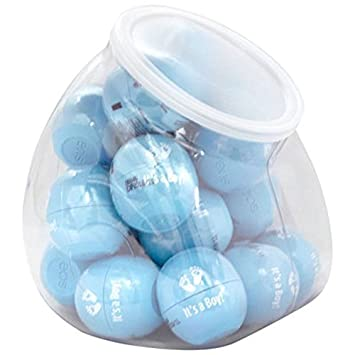 EOS It s A Boy Lip Balm – White Imprint 40 Count