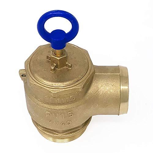 (Brass Pressure Relief Valve, 300 CFM, 2